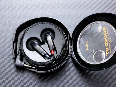 AIWA HP-V20 耳塞式耳机