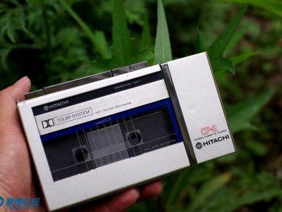 日立 HITACHI CP-2 磁带随身听