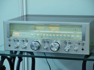 山水 SANSUI G-5000 FM/AM 收扩机