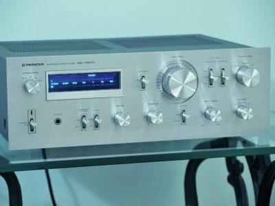 先锋 PIONEER SA-7800 功率放大器