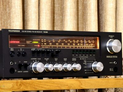 德律风根 Telefunken TR550 收扩机