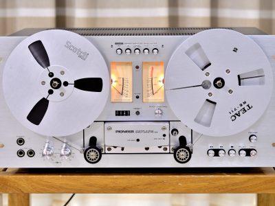 先锋 PIONEER RT-701 开盘机