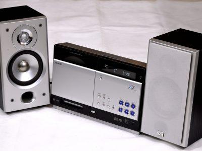 夏普 SHARP SD-CX8 CD/MD/收音 桌面组合音响