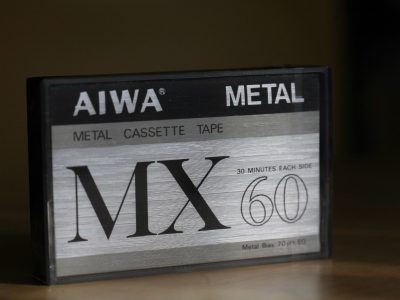 AIWA MX60 Type IV 盒式录音带