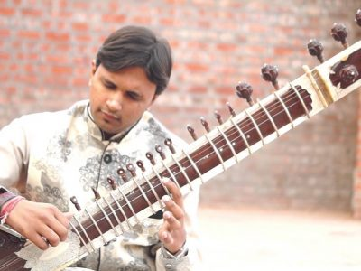 Tere Liye – Valentine's day special song on Sitar by Bhagirath Bhatt