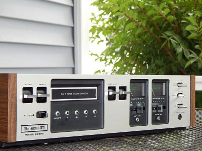Wollensak 3M 8050A 8-Track Tape 8轨磁带卡座