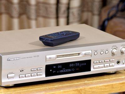 先锋 PIONEER MJ-D5 MD播放录音机