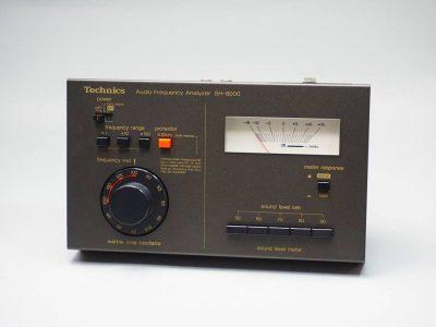 Technics SH-8000 音频分析计