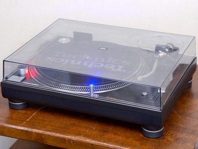 Technics SL-1200mk6 黑胶唱机