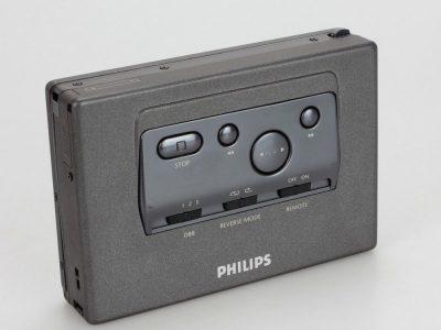 Philips AQ6619 磁带随身听