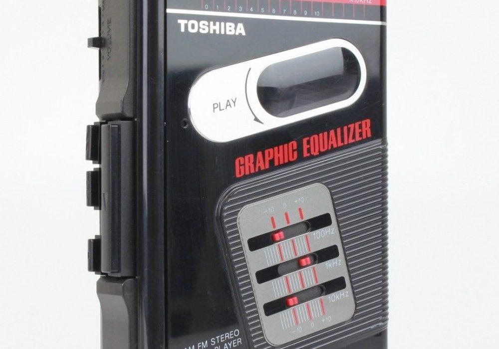 Toshiba KT-4027 磁带随身听