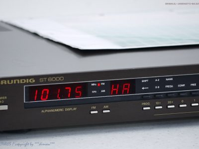 GRUNDIG ST-6000 FM/AM 收音头