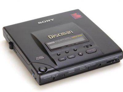 索尼 SONY Discman D-303 CD随身听