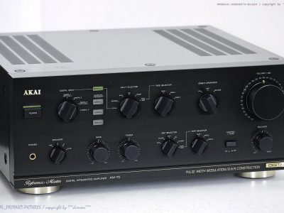 AKAI AM-75 High-End 功率放大器