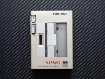 TOSHIBA KT-VS1 磁带随身听