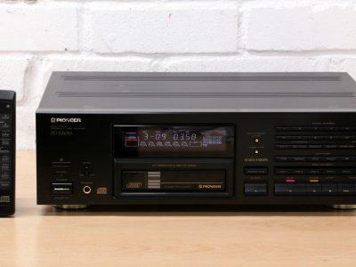 PIONEER PD-M650 6碟连放 CD播放机