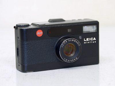 LEICA Minilux 胶片相机
