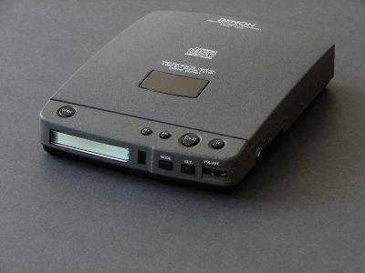 天龙 DENON DCP-150 Discman CD随身听