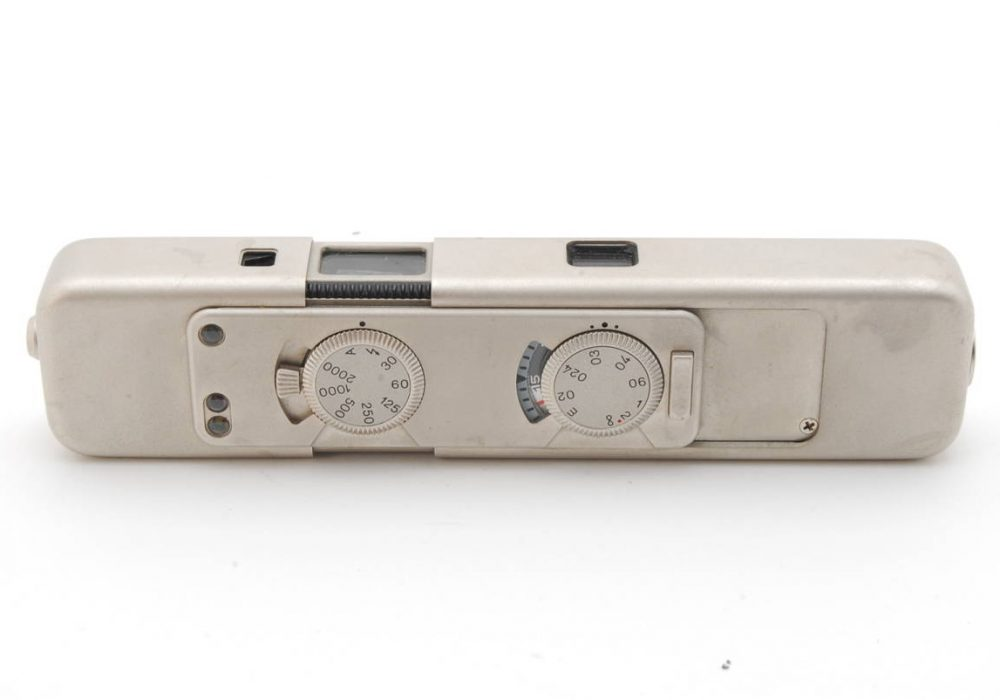 MINOX LX Platin Limited Edition 间谍相机 微型胶片相机