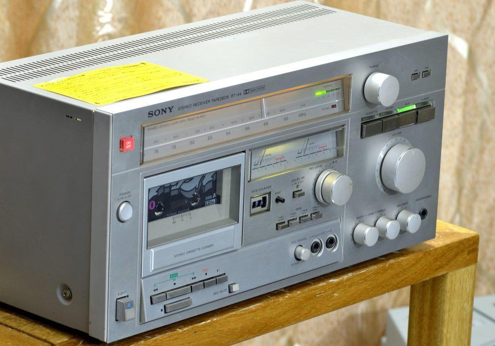 索尼 SONY RT-44 卡座/收音一体机