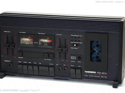 TANDBERG TCD420A 卡座