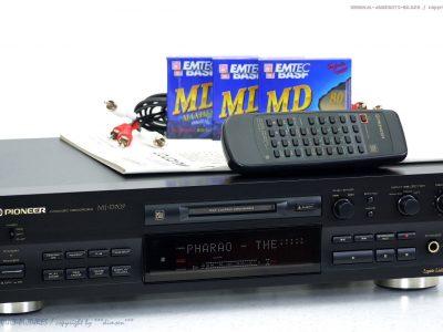 PIONEER MJ-D707 High-End MD播放/录音机