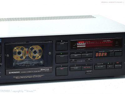 PIONEER CT-A7X High-End 三磁头 卡座