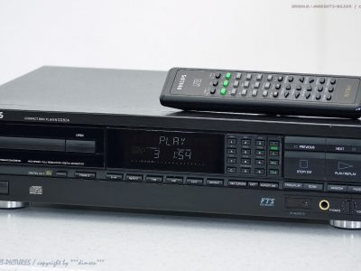 PHILIPS CD834 CD-Player CD播放机