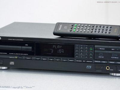 PHILIPS CD834 CD-Player CD播放机