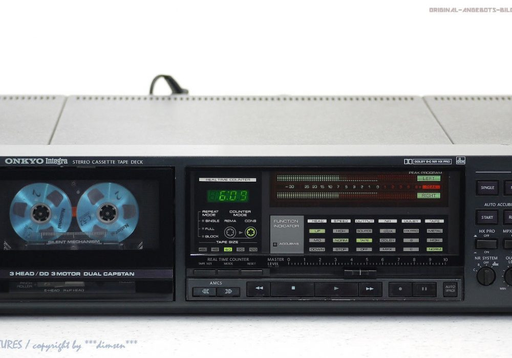 ONKYO Integra TA-2090 (TA-2900) 卡座
