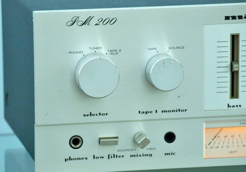 马兰士 Marantz PM200 功率放大器