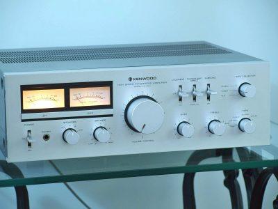 KENWOOD KA-501 功率放大器