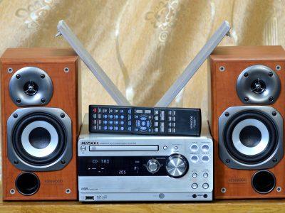 健伍 KENWOOD DR-UDA55 CD/收音/USB一体机 组合音响