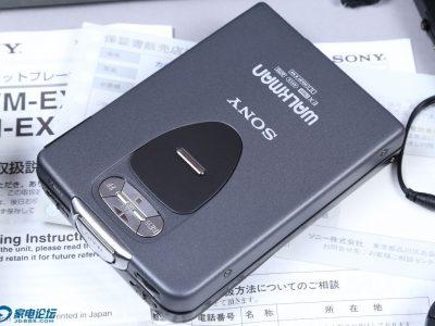 索尼 SONY WM-EX1 WLAKMAN 磁带随身听