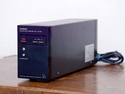 LUXMAN VS300 Vacuum DISC Stabilizer Unit (PD300/PD310/PD350用)