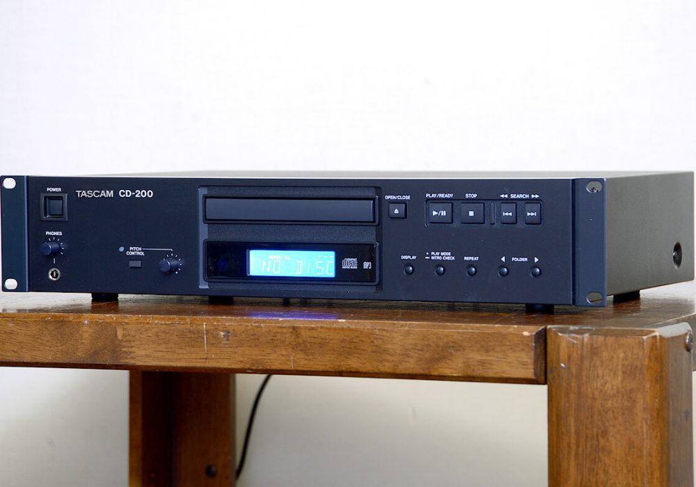 TASCAM CD-200 CD播放机