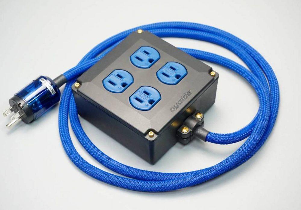 Oyaide OCB-1 EXs 电源接线板