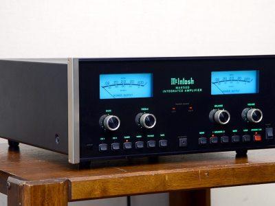 McIntosh MA6500 功率放大器