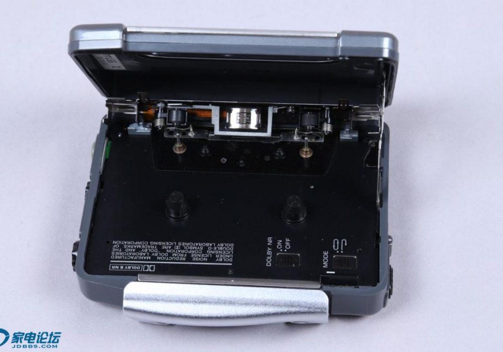 索尼 SONY WM-SX77 磁带随身听