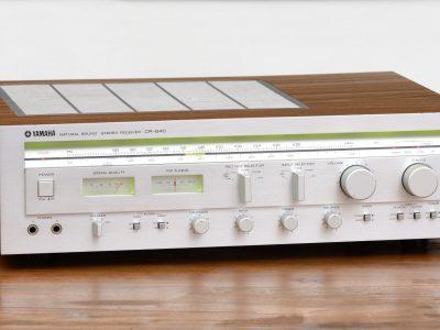 雅马哈 YAMAHA CR-640 FM/AM 收扩机