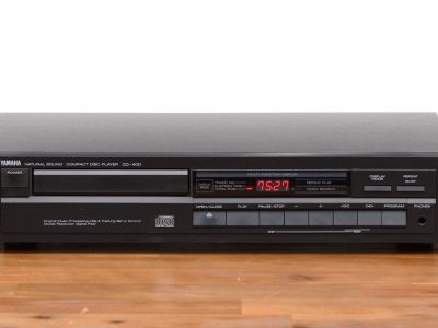 雅马哈 YAMAHA CD-400 CD-Player CD播放机