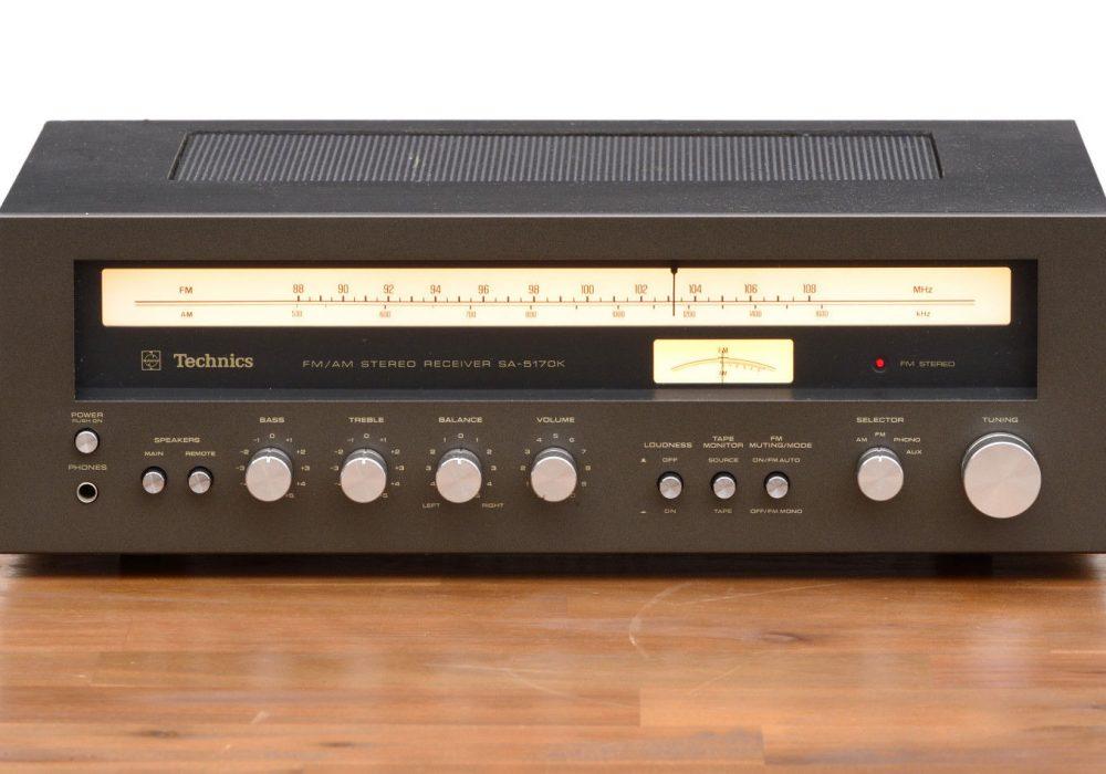 Technics SA-5170K FM/AM 收扩机