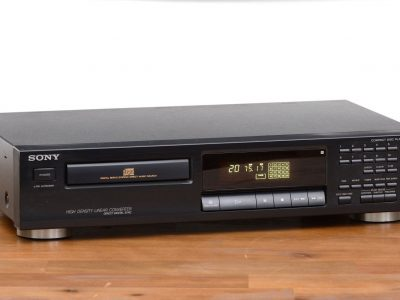 索尼 SONY CDP-311 CD-Player CD台机