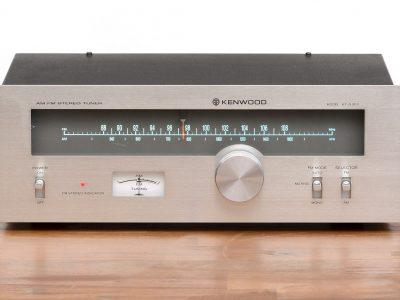 KENWOOD KT-5300 FM Tuner / 收音头