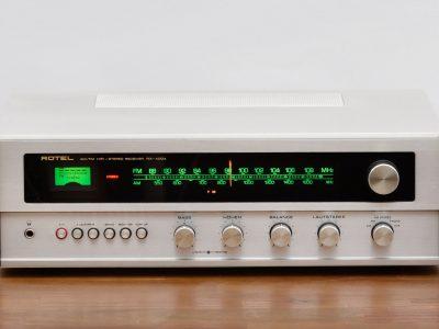 Rotel RX-400A 收扩机