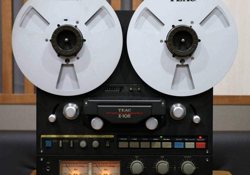 TEAC X-10R 开盘机