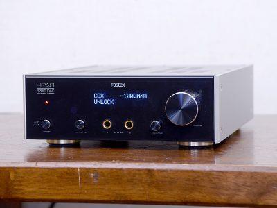 FOSTEX HP-A8 32bit D/A 解码器