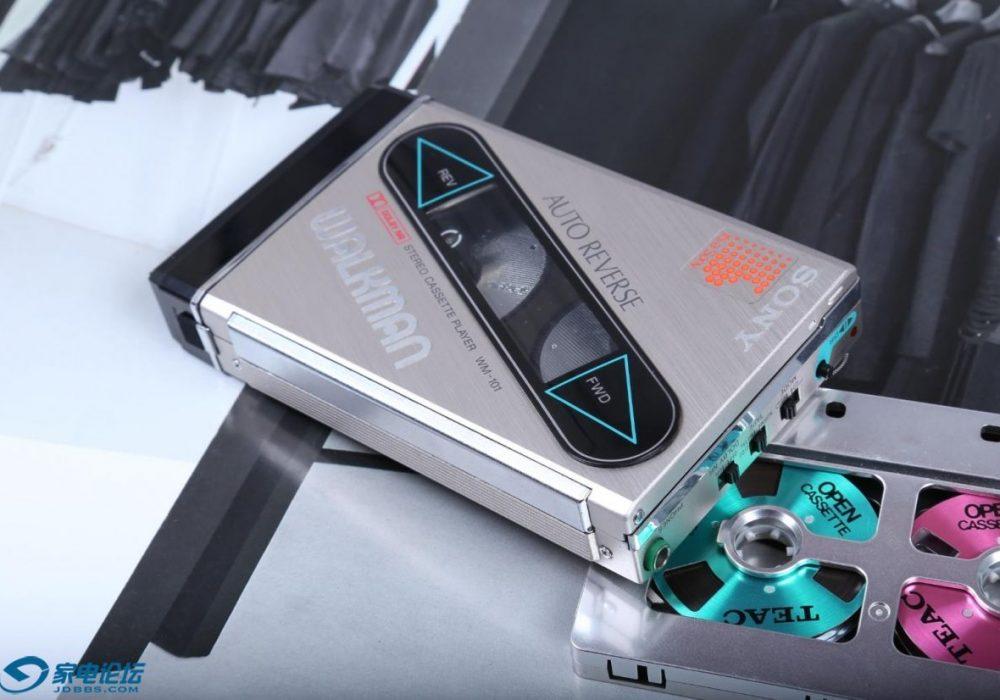 SONY WM-101 WALKMAN 磁带随身听