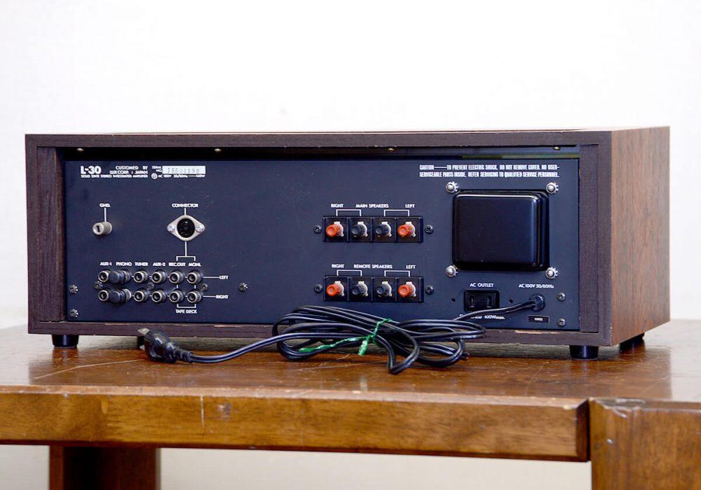 LUXMAN L-30 功率放大器