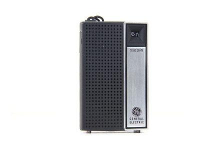 GE 7-2705C AM Transistor 收音机